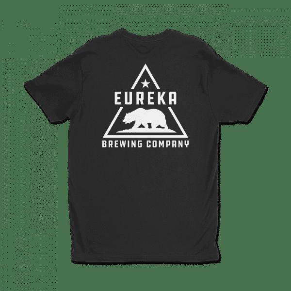 Eureka Brewing black shirt