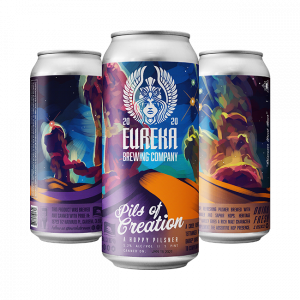 Pils of Creation from Eureka Brewing