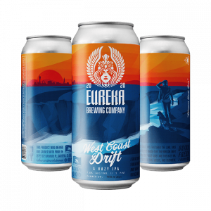West coast IPA from Eureka Brewing