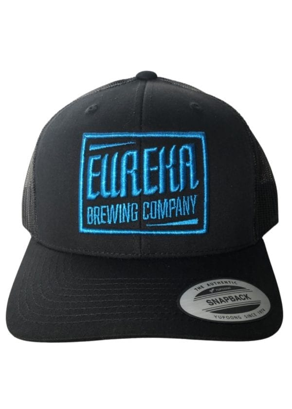Eureka Brewing Company Hat Front