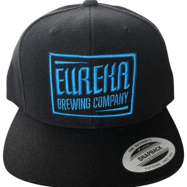 Eureka Brewing Company Hat Flat Bill
